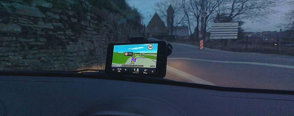 Pare Soleil GPS